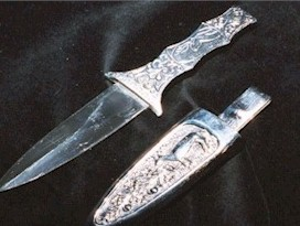 Buy this Athame Boot Knife