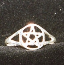 Buy this Pentacle Ring